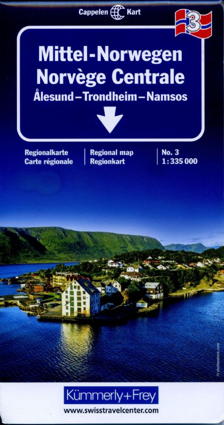 Norway - Central - K&F No 3